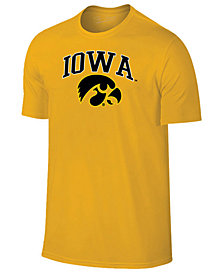 Retro Brand Men's Iowa Hawkeyes Midsize T-Shirt