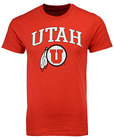 Retro Brand Men's Utah Utes Midsize T-Shirt