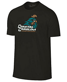 New Agenda Men's Coastal Carolina Chanticleers Big Logo T-Shirt
