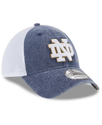 quality design de3d2 95b3a ... official store hats fanatics image 3 of new era notre dame fighting  irish washed neo 39thirty