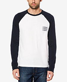 Original Penguin Men's Graphic-Print Baseball T-Shirt