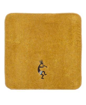 Kokopelli Cotton Wash Towel