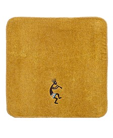 Kokopelli Cotton Wash Towel