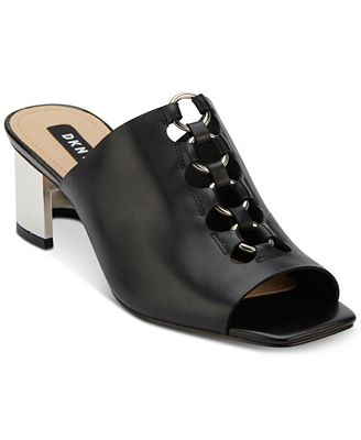 DKNY Greyson Mules, Created for Macy's