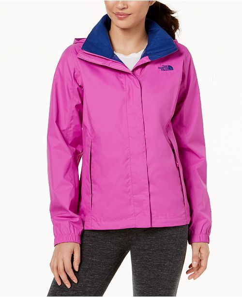 f680df533 The North Face Resolve 2 Waterproof Packable Rain Jacket & Reviews ...