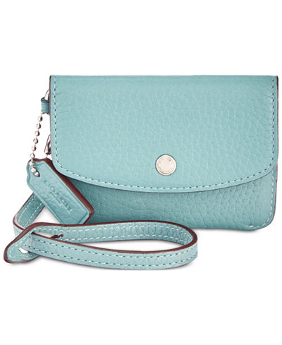 COACH Boxed Card Pouch Wallet