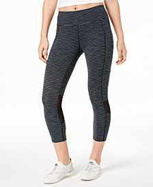 Calvin Klein Performance Miramar Cropped Leggings