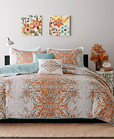 Intelligent Design Minet 5-Pc. Full/Queen Coverlet Set