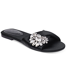 Marc Fisher Gallery Flat Sandals