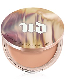 Urban Decay Naked Skin One & Done Blur On The Run Touch-Up & Finishing Balm