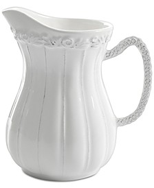 Madeira White Pitcher