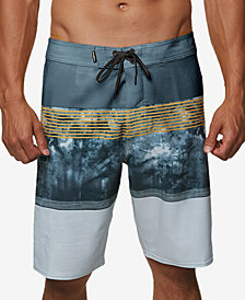 "O'Neill Men's Hyperfreak Colorblocked 20"" Board Shorts"