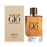 Acqua di Gio Absolu for Men by Giorgio Armani EDP Spray 4.2 oz.