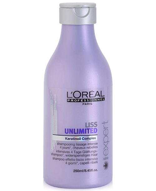 L'oreal Professional Série Expert Liss Unlimited Smoothing Shampoo, 8.45-oz., from PUREBEAUTY Salon & Spa