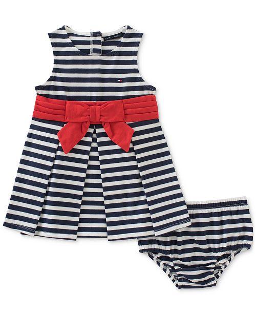 f90245a665c1 Tommy Hilfiger Striped Dress
