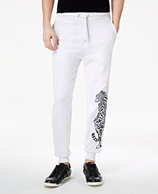 GUESS Men's Tiger Jogger Pants