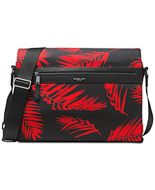 Michael Kors Men's Kent Printed Messenger Bag