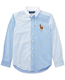 Polo Ralph Lauren Oxford Shirt, Big Boys