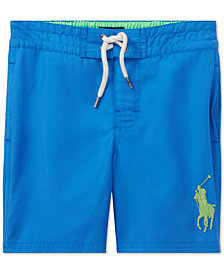 Polo Ralph Lauren Swim Trunks, Toddler Boys