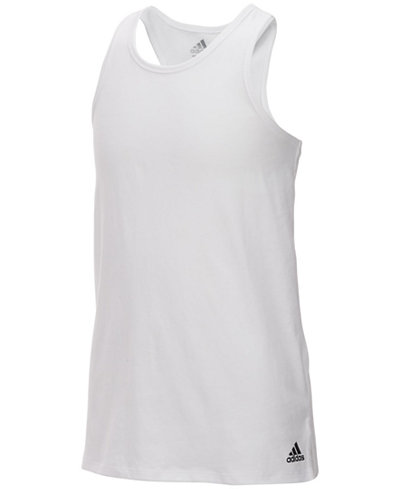 adidas Logo-Print Tank Top, Toddler Girls