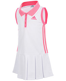 adidas Twirl Polo Dress, Toddler Girls