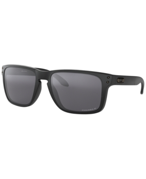 162298b584 Oakley Men S Holbrook Xl Prizm Polarized Mirrored Square Sunglasses ...
