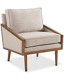 Clooney Lounge Chair, Quick Ship