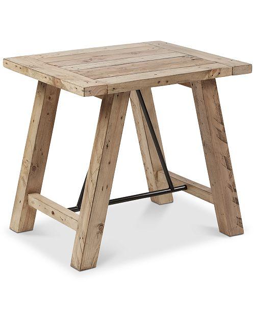 Furniture Tamara End Table, Quick Ship