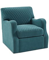 Jada Swivel Chair, Quick Ship