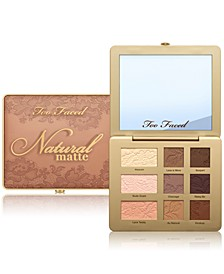 Natural Matte Eye Shadow Palette
