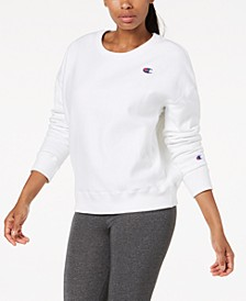 Essential Reverse Weave Fleece Sweatshirt