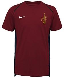 Cleveland Cavaliers Hyper Elite Shooter T-Shirt, Big Boys (8-20)