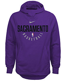 Nike Sacramento Kings Elite Practice Hoodie, Big Boys (8-20)