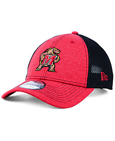 New Era Maryland Terrapins Shadow Turn 9FORTY Cap