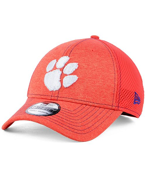 a01896161b4 New Era Clemson Tigers Classic Shade Neo 39THIRTY Cap - Sports Fan ...