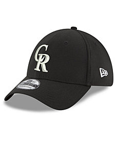 New Era Boys' Colorado Rockies Dub Classics 39THIRTY Cap