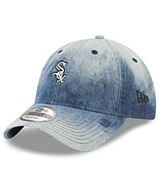 New Era Chicago White Sox Denim Wash Out 9TWENTY Cap