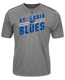 Majestic Men's St. Louis Blues Drop Pass T-Shirt