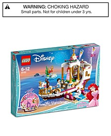 Disney Ariel's Royal Celebration Boat 41153