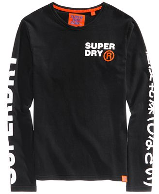 Superdry Men's Hyper Logo-Print T-Shirt