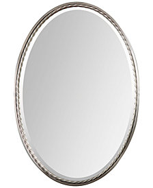 Uttermost Casalina Nickel Mirror