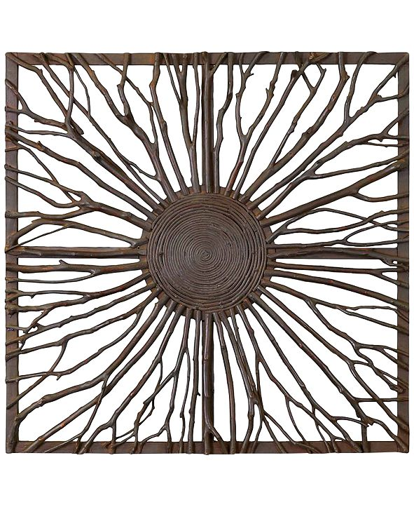 Uttermost Josiah Square Wall Art