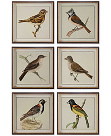 Uttermost Spring Soldiers Wall Art, Set of 6