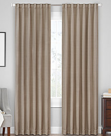 Hudson Hill Astoria Rod Pocket/Tab Top Window Panels