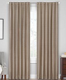 """Hudson Hill Astoria 50"""" x 95"""" Rod Pocket/Tab Top Window Panel"""