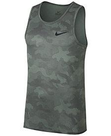 Nike Men's Dry Legend Printed Training Tank Top