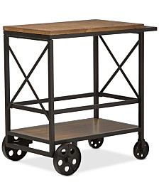 Chester Serving Cart, Quick Ship