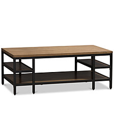 Caribou Coffee Table, Quick Ship