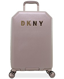 "Allure 20"" Hardside Carry-On Spinner Suitcase, Created for Macy's"