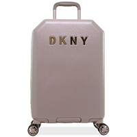 Deals on DKNY Allure 20-inch Hardside Carry-On Spinner Suitcase